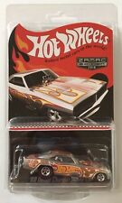 Hot Wheels 2016 Walmart '69 Dodge Charger Funny Car Zamac Collectors Edition