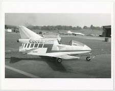 AVIATION AEROJET SPECIAL BEDE 8X10 BW PHOTO