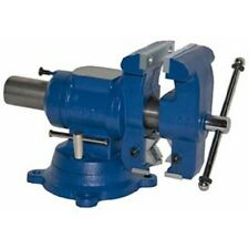 "NEW! Yost 5-1/8"" Multi-Jaw Rotating Pipe & Bench Vise!!"