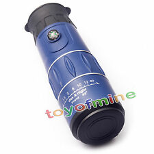 New 26 X 52 HD Clear Zoom Optical Monocular Telescope Sport Camping Night Vision