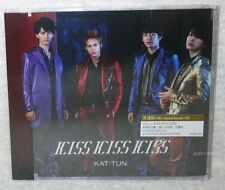 KAT-TUN KISS KISS KISS 2015 Taiwan CD 「RACE GOES ON」、「NOTHING ELSE MATTERS」