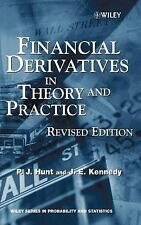 Wiley Series in Probability and Statistics: Financial Derivatives in Theory...