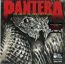 PANTERA THE GREAT SOUTHERN OUTTAKES VINILE LP 180 GRAMMI NUOVO SIGILLATO !