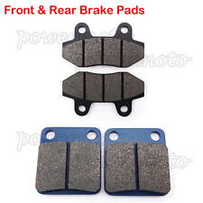 Front & Rear Brake Pads For 50 - 125 140 150 160 cc SSR Thumpstar Pit Dirt Bike