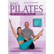 RAEL PILATES SYSTEM 7 - FITNESS HEALTH SPORT NEW DVD MOVIE SEALED