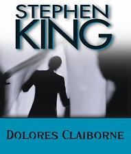 NEW Dolores Claiborne by Stephen King (8 CD, Unabridged) Audiobook Audio Book