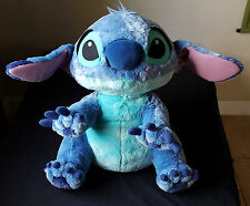"Disney Parks 22"" Stitch Plush Extra Large Jumbo Toy Doll Alien Authentic"