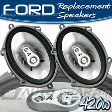 "Fli FI57 5x7"" Ford KA Focus Mondeo Fiesta Transit Van Car Door Upgrade Speakers"