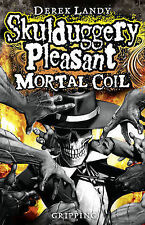NEW  (5) SKULDUGGERY PLEASANT ( FIRST EDITION HARDBACK ) MORTAL COIL Derek Landy