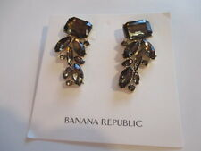 Banana Republic Bronze Regalia Cluster Earrings NWT $79.50