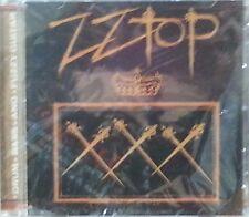 XXX by ZZ Top (1999 CD, RCA)   BRAND NEW  DB1848
