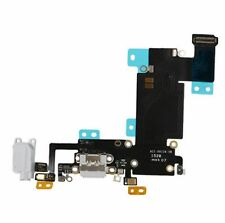 OEM Gray Charging Port Headphone Jack Mic Flex Cable For iPhone 6S Plus 5.5''