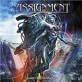 Assignment - Inside of the Machine (2013) CD NEW AND SEALED HEAVY METAL