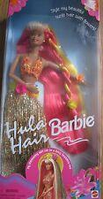 NEW IN BOX BARBIE DOLL HULA HAIR BARBIE 1996