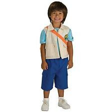 Deluxe Diego Kids Costume - Medium ( Size 8-10 ) 883169