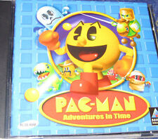 Pac man Adventures in time rare spielspass avec pac man