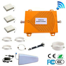 Cell Phone Signal Booster Dual Band 850/1900MHz 70dB Repeater Amplifier