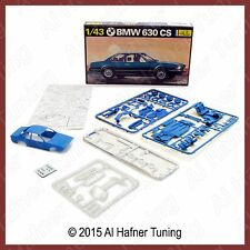 BMW 630cs, 633csi, 635csi model kit #166 (NEW) 1:43 Heller