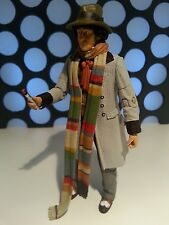 "DOCTORS WHO 4TH DR 11 SET WITH SONIC THE SEEDS OF DOOM VERSION 5"" CLASSIC FIGURE"