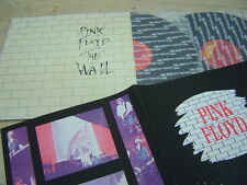 "PINK FLOYD(KOREA 2 VINYL LP 12"")THE WALL 1990 w/INSERT EX RARE/roger waters"
