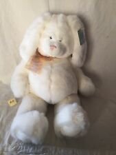 Large Jumbo Plush Heads & Tales by Gund Bunny Rabbit Easter 27 1/2""