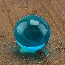 Pretty Asian Rare Natural Quartz Magic Crystal Healing Ball Sphere 40mm+Stand