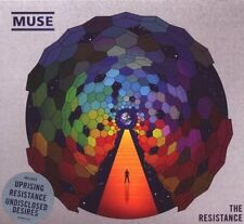 Muse Resistance (2009) [CD]
