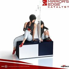 "Mirror's Edge: Catalyst Collector's Edition 14"" Faith Diorama Statue Figure Only"