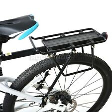 RockBros Bike Rear Rack Carry Carrier Seatpost Mount Quick Release Black New