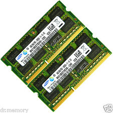 8GB 2x4GB DDR3-1600MHz PC3-12800 Non-ECC SoDIMM 204 pin Laptop Memory RAM