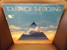 Tom Taylor The Crossing LP 1986 Aspen Sealed [David Grisman Kronos Quartet]