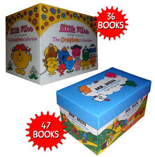 Mr Men & Little Miss 83 Books Collection The Complete Gift Box Set Brand NEW