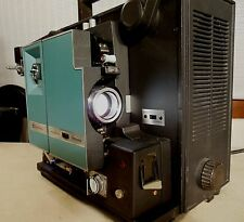 Bell  Howell 16mm  Mod. 1552 Film completely Serviced! Runs Great!