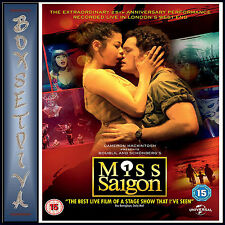 MISS SAIGON - 25TH ANNIVERSARY PERFORMANCE  *BRAND NEW DVD **