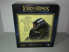 LORD OF THE RINGS - SIEGE TOWER TROLL - Sideshow-WETA
