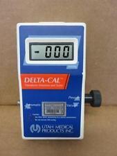 Utah Medical Products Delta-Cal Transducer Simulator and Tester 650-950
