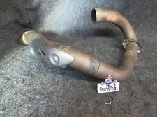 Honda Crf450 2009-2012 Usado Original Oem Frontal De Escape Header Pipa cr3029