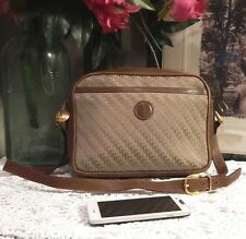 Authentic Vintage GUCCI-Signature GG Monogram-Made in Italy- purse