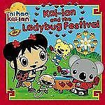 Kai-lan and the Ladybug Festival (Ni Hao, Kai-lan)-ExLibrary