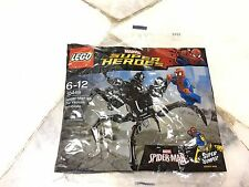 Lego Super Heroes Spider-Man Vs. The Venom Symbiote Polypack 30448 New MISB