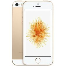 New Apple iPhone SE 16GB GSM FACTORY UNLOCKED Gold Smartphone