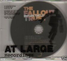 (248W) The Fallout Trust, Before The Light Goes - DJ CD