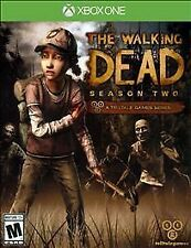 The Walking Dead: Season Two (Microsoft Xbox One, 2014)
