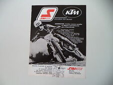 advertising Pubblicità 1975 SIBIMOTOR e MOTO KTM