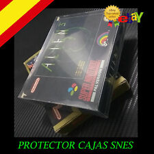 Cover Box protective boxes SuperNintendo Snes N64 JAGUAR Box Protector SNES