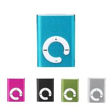 Mini Clip Metal 32 GB USB MP3 Player Support Micro SD TF Card Music Player Media