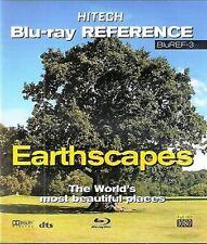 EARTHSCAPES WORLD'S BEAUTIFUL PLACES BLU RAY DVD