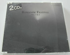 Romantic Festival Volumes 1 & 2 (  x 2 CD Album 1993 ) Used very good