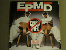 """EPMD CROSSOVER b/w BROTHERS FROM BRENTWOOD L.I. 12"""" ORIG '92 HIP HOP RAP VG+"""