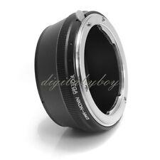 Fotga Nikon AI F Mount To Micro 4/3 Adapter for GF5 GF3 GX7 OM-D E-M5 PM2 PM1 G2